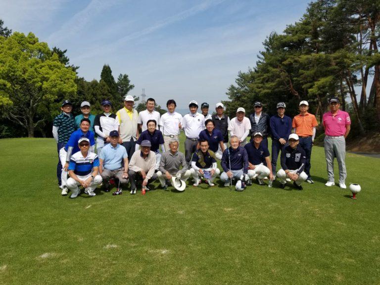 京都洛東ロータリークラブ合同ゴルフコンペ写真5