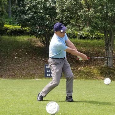 京都洛東ロータリークラブ合同ゴルフコンペ写真3