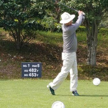 京都洛東ロータリークラブ合同ゴルフコンペ写真4